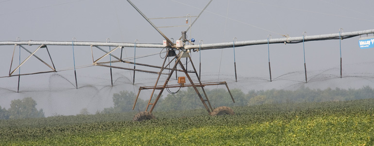 Aerosolizing of CAFO waste in the air