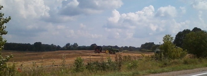 "8.3.17 Hudson Dairy dragline manure application, n. side of M-34 at Kelso Rd. Caller said, ""This has been going on for days and it is bad."" We agree, and we're so sorry they're stuck with the stench! It will be a pretty miserable couple of weeks for all of these neighbors, with the stench of these fields hanging low in the air, or blowing with the wind, and no way to keep it out of their homes, even with air conditioning."